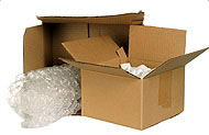package shipping environment